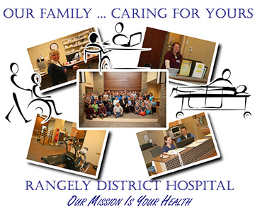 Welcome to Rangely District Hospital